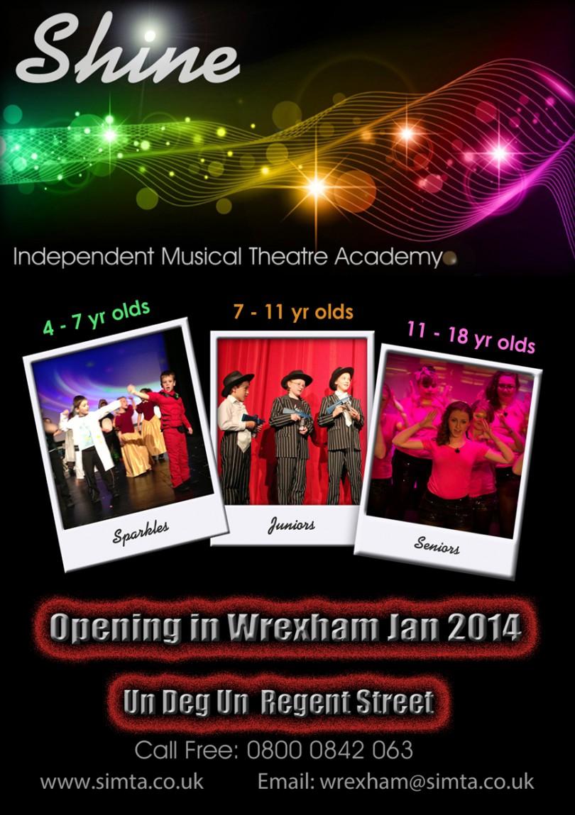 Wrexham Leaflet