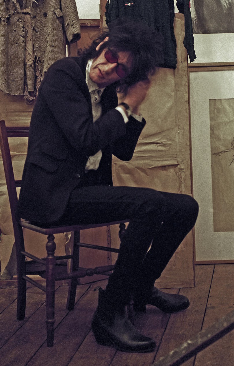 John Cooper Clarke Photographed at the George Tavern 2007