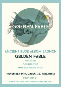 Golden Fable Poster 1